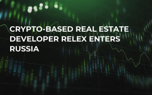 Crypto-Based Real Estate Developer Relex Enters Russia