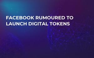 Facebook Rumoured To Launch Digital Tokens