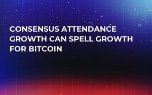 Consensus Attendance Growth Can Spell Growth For Bitcoin