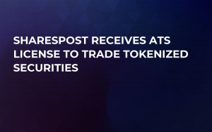 SharesPost Receives ATS License to Trade Tokenized Securities