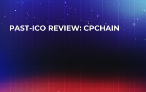 Past-ICO Review: CPChain