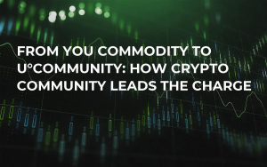 From You Commodity to U°Community: How Crypto Community Leads the Charge