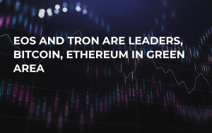 EOS and Tron Are Leaders, Bitcoin, Ethereum in Green Area
