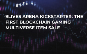 9Lives Arena Kickstarter: The First Blockchain Gaming Multiverse Item Sale