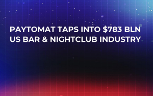 Paytomat Taps Into $783 Bln US Bar & Nightclub Industry