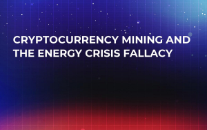 Cryptocurrency Mining and the Energy Crisis Fallacy