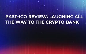 Past-ICO Review: Laughing All the Way to the Crypto Bank
