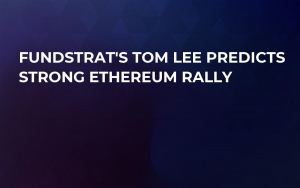Fundstrat's Tom Lee Predicts Strong Ethereum Rally