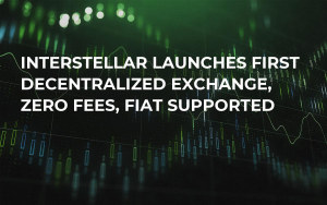 Interstellar Launches First Decentralized Exchange, Zero Fees, Fiat Supported