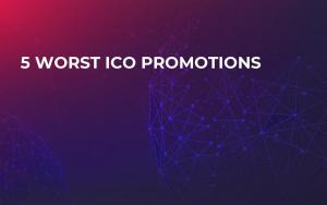 5 Worst ICO Promotions