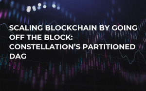 Scaling Blockchain by Going off the Block: Constellation's Partitioned DAG