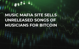 Music Mafia Site Sells Unreleased Songs of Musicians for Bitcoin
