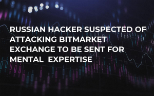 Russian Hacker Suspected of Attacking BitMarket Exchange to Be Sent for Mental  Expertise