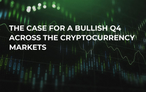 The Case for a Bullish Q4 Across the Cryptocurrency Markets