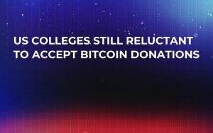 US Colleges Still Reluctant to Accept Bitcoin Donations