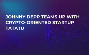 Johnny Depp Teams Up With Crypto-Oriented Startup TaTaTu