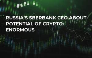 Russia's Sberbank CEO about Potential of Crypto: Enormous