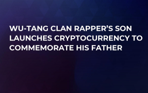 Wu-Tang Clan Rapper's Son Launches Cryptocurrency to Commemorate His Father