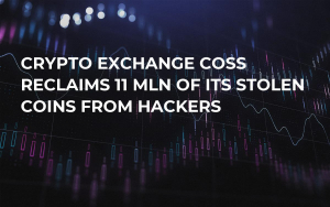 Crypto Exchange COSS Reclaims 11 Mln of Its Stolen Coins from Hackers