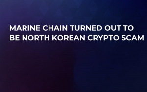 Marine Chain Turned Out to Be North Korean Crypto Scam