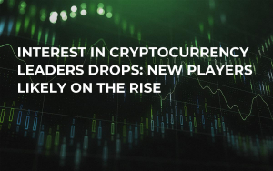 Interest in Cryptocurrency Leaders Drops: New Players Likely on the Rise