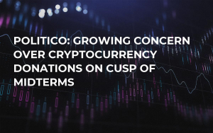 Politico: Growing Concern Over Cryptocurrency Donations on Cusp of Midterms