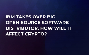 IBM Takes Over Big Open-Source Software Distributor, How Will It Affect Crypto?
