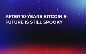 After 10 Years Bitcoin's Future Is Still Spooky