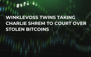 Winklevoss Twins Taking Charlie Shrem to Court over Stolen Bitcoins
