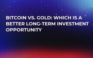 Bitcoin vs. Gold: Which is a Better Long-Term Investment Opportunity