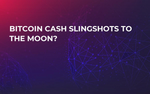 Bitcoin Cash Slingshots to the Moon?