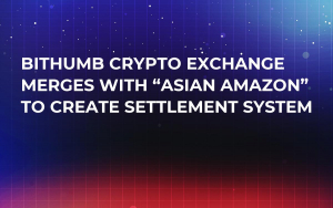 "Bithumb Crypto Exchange Merges with ""Asian Amazon"" to Create Settlement System"