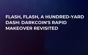 Flash, Flash, a Hundred-Yard Dash: Darkcoin's Rapid Makeover Revisited