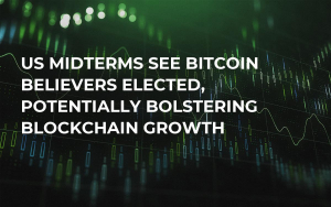 US Midterms See Bitcoin Believers Elected, Potentially Bolstering Blockchain Growth