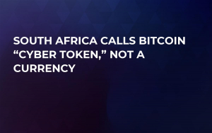 """South Africa Calls Bitcoin """"Cyber Token,"""" Not a Currency"""