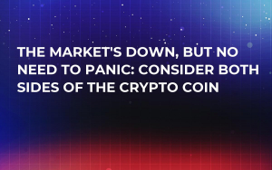 The Market's Down, but No Need to Panic: Consider Both Sides of the Crypto Coin