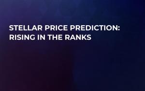 Stellar Price Prediction: Rising in the Ranks