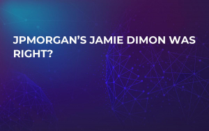 JPMorgan's Jamie Dimon Was Right?