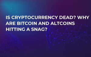 Is Cryptocurrency Dead? Why Are Bitcoin and Altcoins Hitting a Snag?