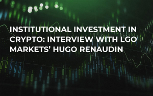Institutional Investment in Crypto: Interview with LGO Markets' Hugo Renaudin