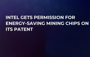 Intel Gets Permission for Energy-Saving Mining Chips on Its Patent