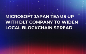 Microsoft Japan Teams Up with DLT Company to Widen Local Blockchain Spread