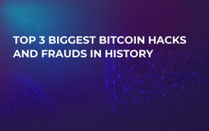Top 3 Biggest Bitcoin Hacks and Frauds in History