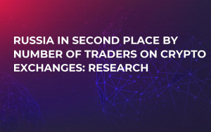 Russia in Second Place by Number of Traders on Crypto Exchanges: Research