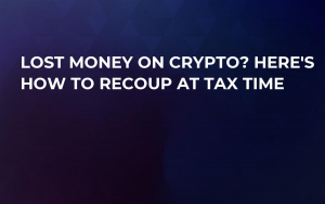 Lost Money on Crypto? Here's How to Recoup at Tax Time
