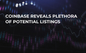 Coinbase Reveals Plethora of Potential Listings