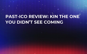 Past-ICO Review: Kin the One You Didn't See Coming