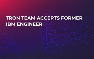 TRON Team Accepts Former IBM Engineer