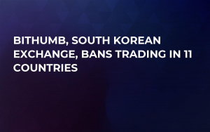 Bithumb, South Korean Exchange, Bans Trading in 11 Countries