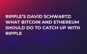 Ripple's David Schwartz: What Bitcoin and Ethereum Should Do to Catch Up With Ripple